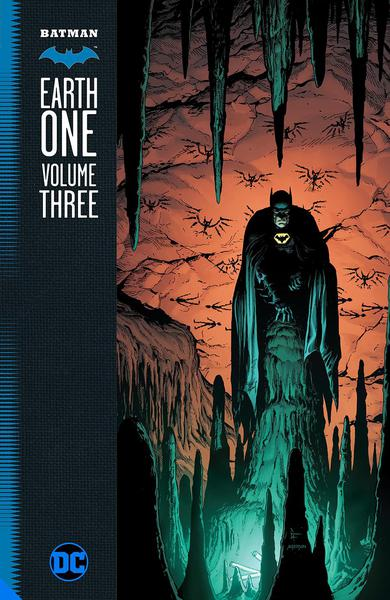 BATMAN EARTH ONE HC 03
