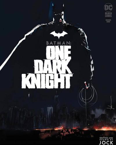 DF BATMAN ONE DARK KNIGHT #1 CGC GRADED