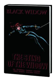 BLACK WIDOW STING OF THE WIDOW HC