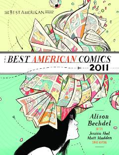 BEST AMERICAN COMICS HC 2011