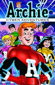 ARCHIE CYBER ADVENTURES TP