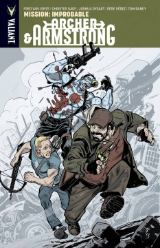 ARCHER & ARMSTRONG TP 05 MISSION IMPROBABLE