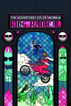 ADVENTURES OF DR MCNINJA TP 03 KING RADICAL
