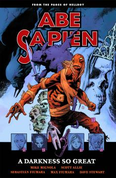 ABE SAPIEN TP 06 DARKNESS SO GREAT