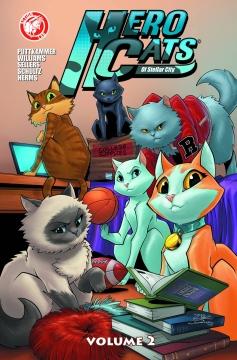 HERO CATS TP 02