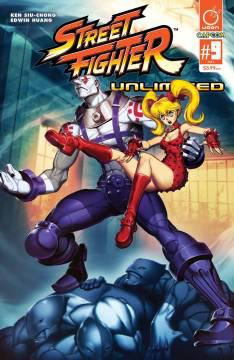 STREET FIGHTER UNLIMITED
