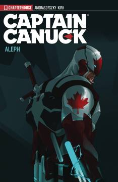 CAPTAIN CANUCK TP 01 ALEPH