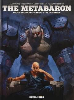 METABARON TP 01 TECHNO ADMIRAL ANTI BARON