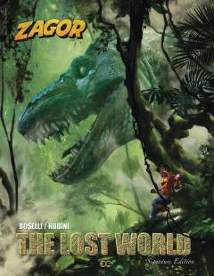 ZAGOR THE LOST WORLD GN SIGNATURE ED