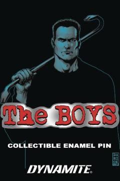 BOYS LOGO ENAMEL PIN