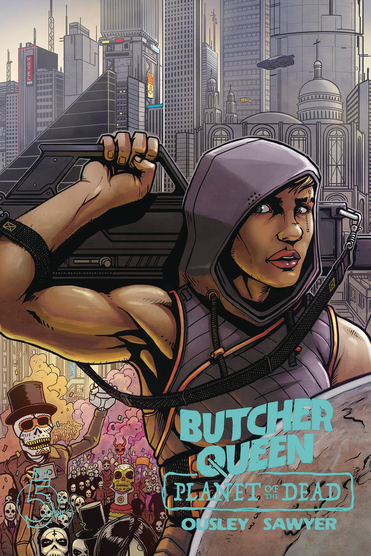 BUTCHER QUEEN PLANET OF THE DEAD