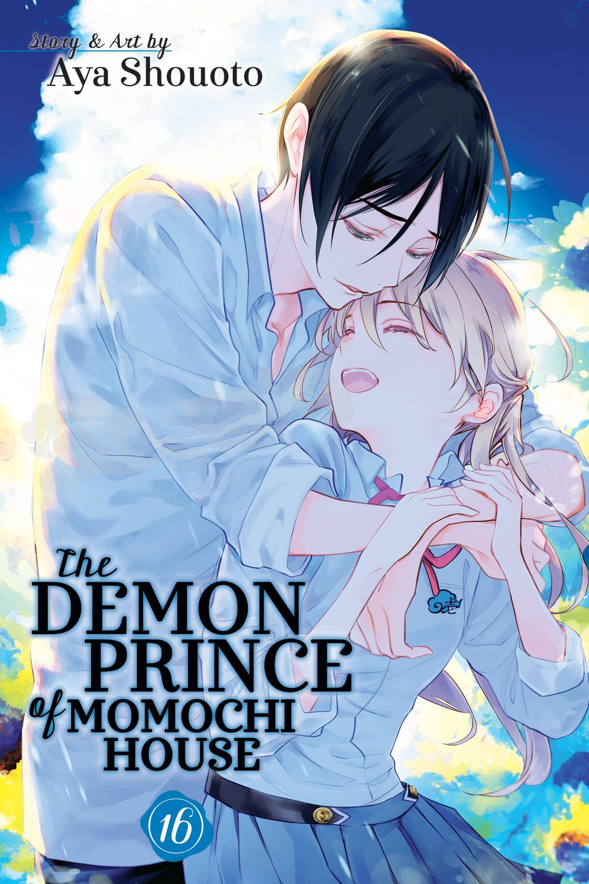DEMON PRINCE OF MOMOCHI HOUSE GN 16