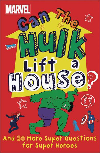 MARVEL CAN THE HULK LIFT A HOUSE SC