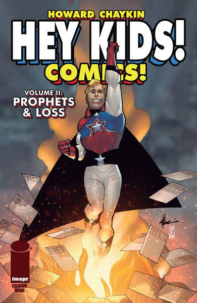 HEY KIDS COMICS PROPHETS & LOSS