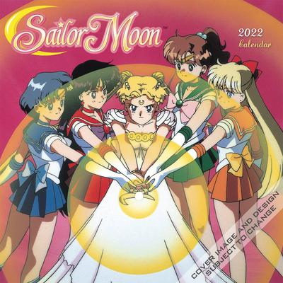 SAILOR MOON 2022 WALL CALENDAR