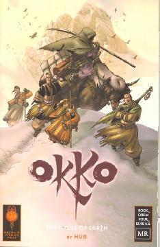 OKKO CYCLE OF EARTH