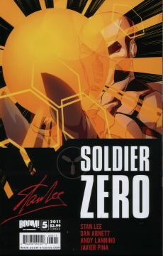 STAN LEE SOLDIER ZERO