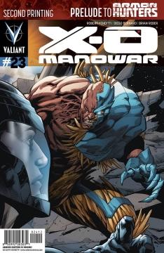 X-O MANOWAR III (1-50)