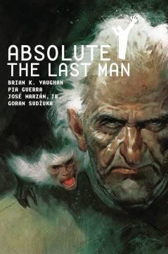 ABSOLUTE Y THE LAST MAN HC 03