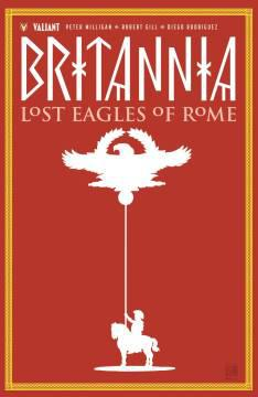 BRITANNIA TP 03 LOST EAGLES OF ROME
