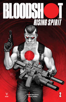 BLOODSHOT RISING SPIRIT