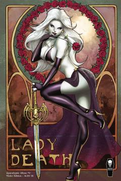 LADY DEATH APOCALYPTIC ABYSS