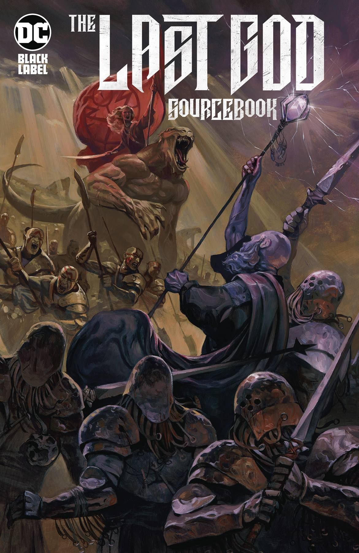 LAST GOD SOURCEBOOK