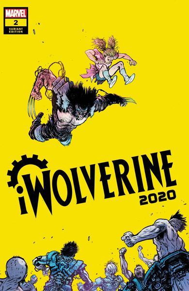 2020 IWOLVERINE