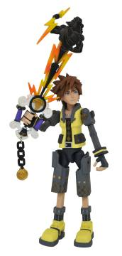 KINGDOM HEARTS 3 GUARDIAN FORM TOY STORY SORA FIG