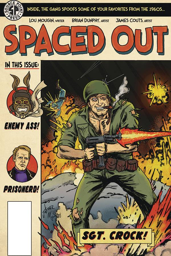 SPACED OUT ONESHOT