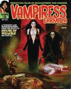 VAMPIRESS CARMILLA MAGAZINE