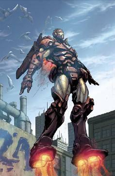 IRON MAN III (1-89)