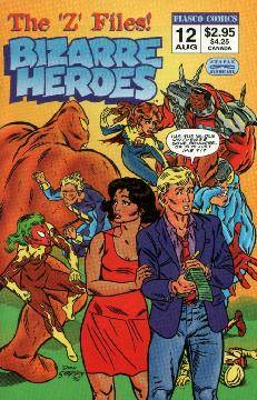 DON SIMPSONS BIZARRE HEROES (0-17)