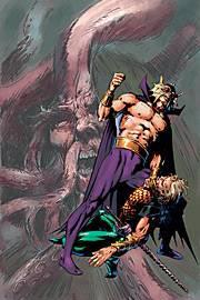 AQUAMAN SWORD OF ATLANTIS (1-57)