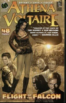 ATHENA VOLTAIRE FLIGHT OF THE FALCON