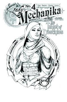 LADY MECHANIKA TABLET OF DESTINIES