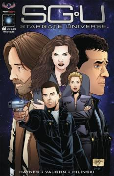 STARGATE UNIVERSE BACK TO DESTINY