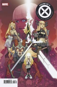 HOUSE OF X - #5 character-c