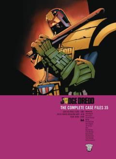 JUDGE DREDD COMPLETE CASE FILES TP 35