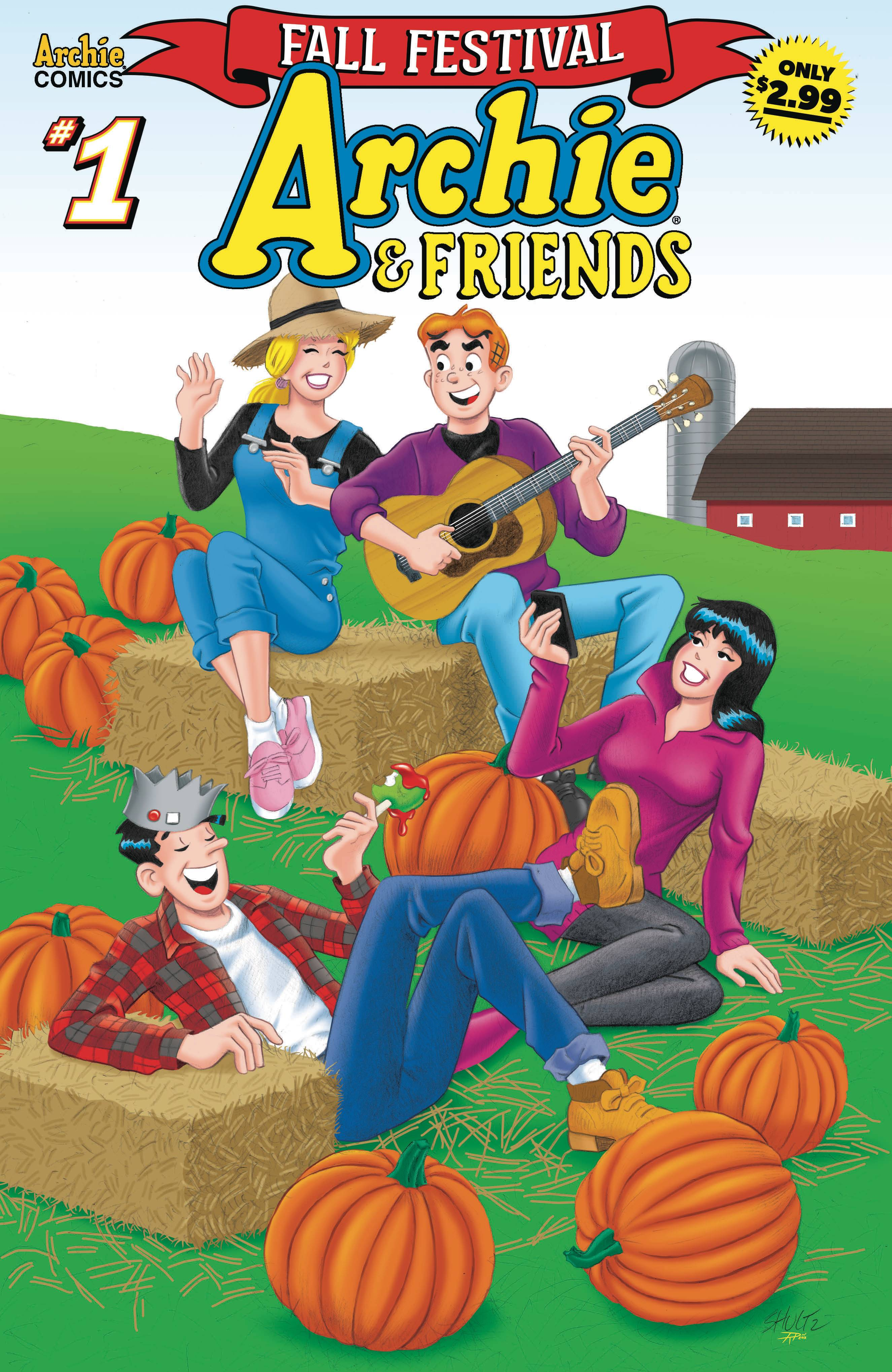 ARCHIE & FRIENDS FALL FESTIVAL