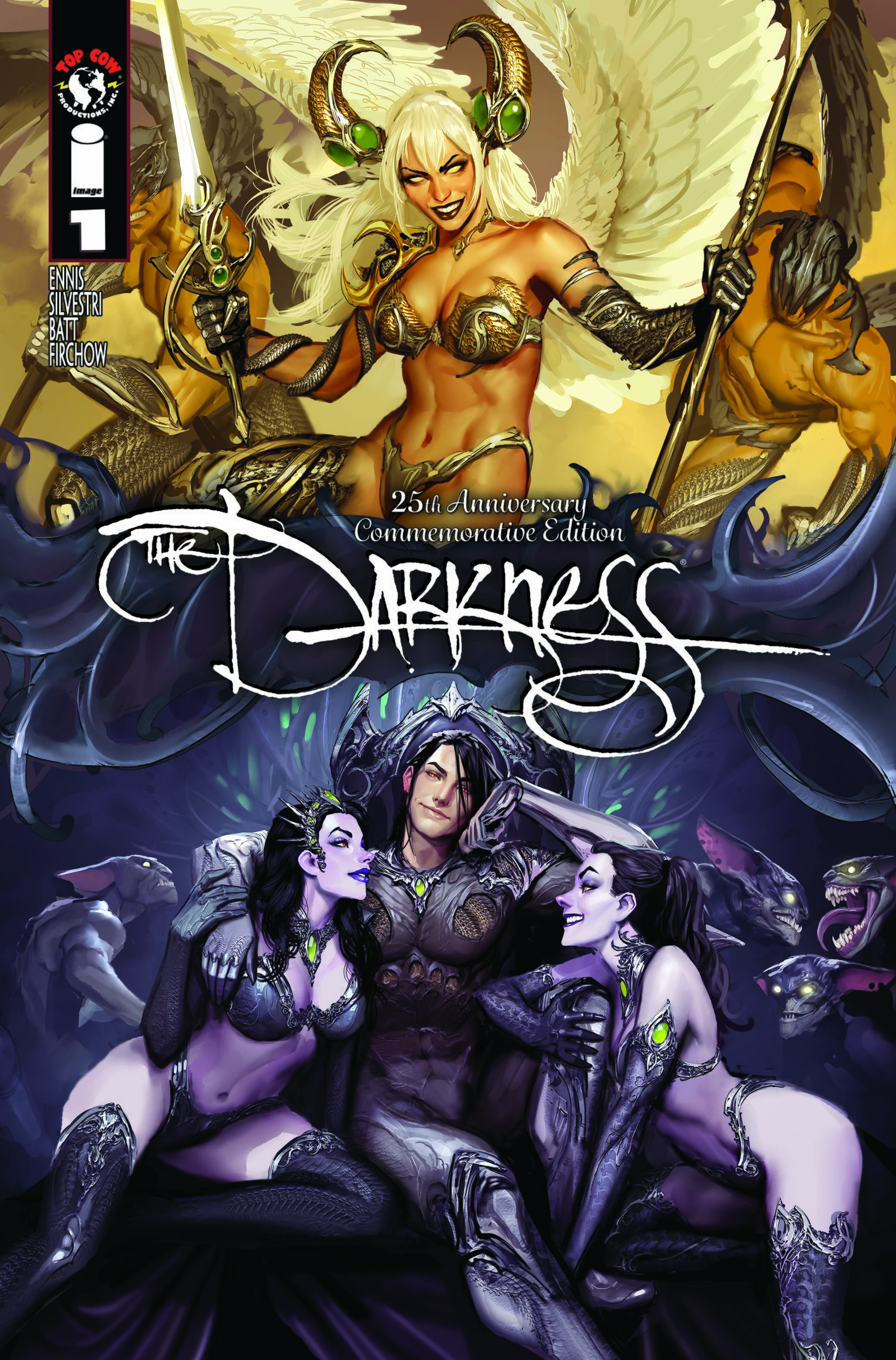 DARKNESS #1 25TH ANNV COMMEMORATIVE ED