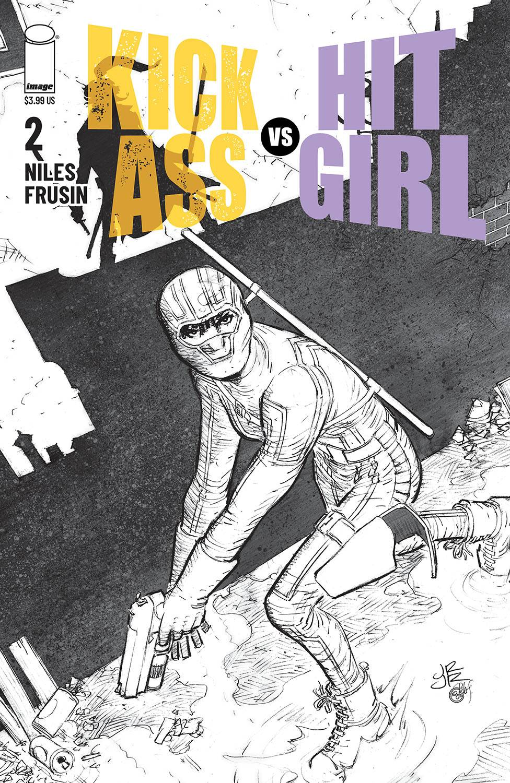 KICK-ASS VS HIT-GIRL