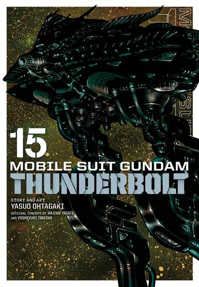 MOBILE SUIT GUNDAM THUNDERBOLT GN 15