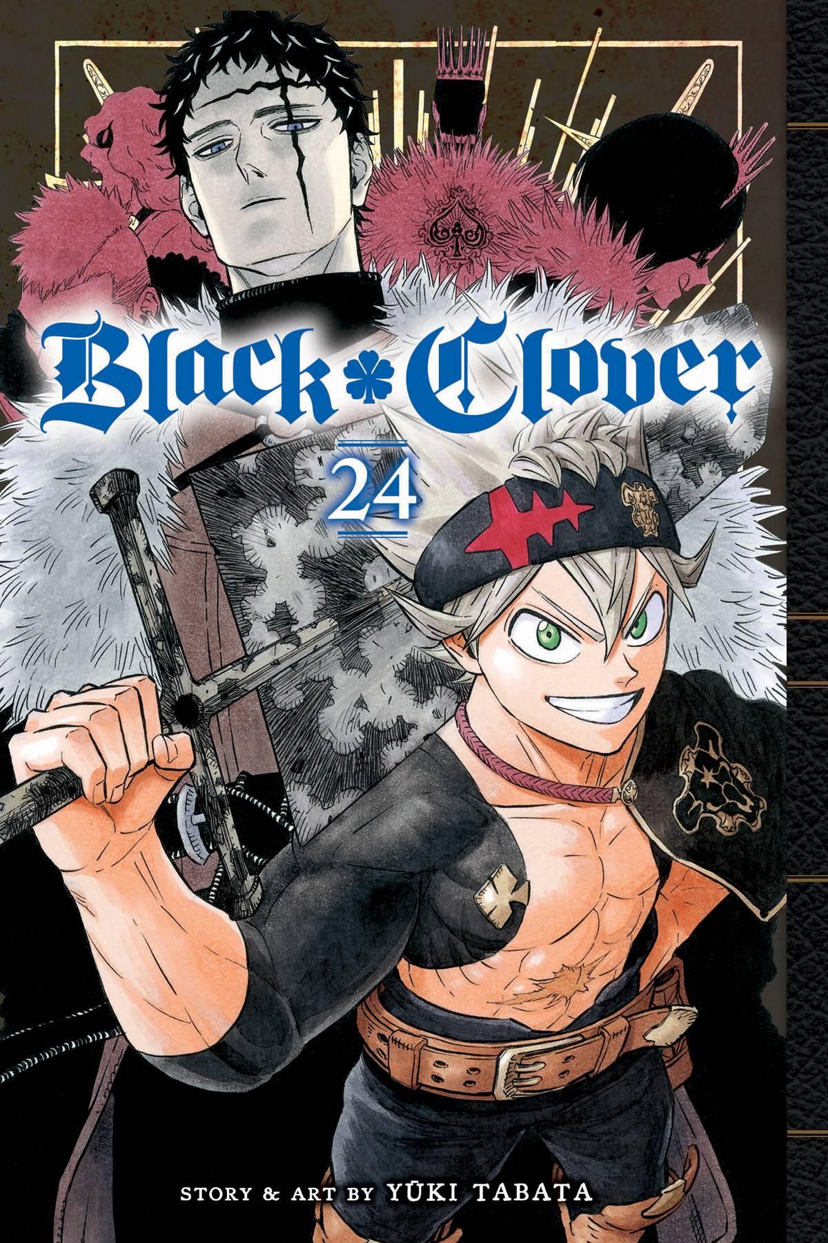 BLACK CLOVER GN 24