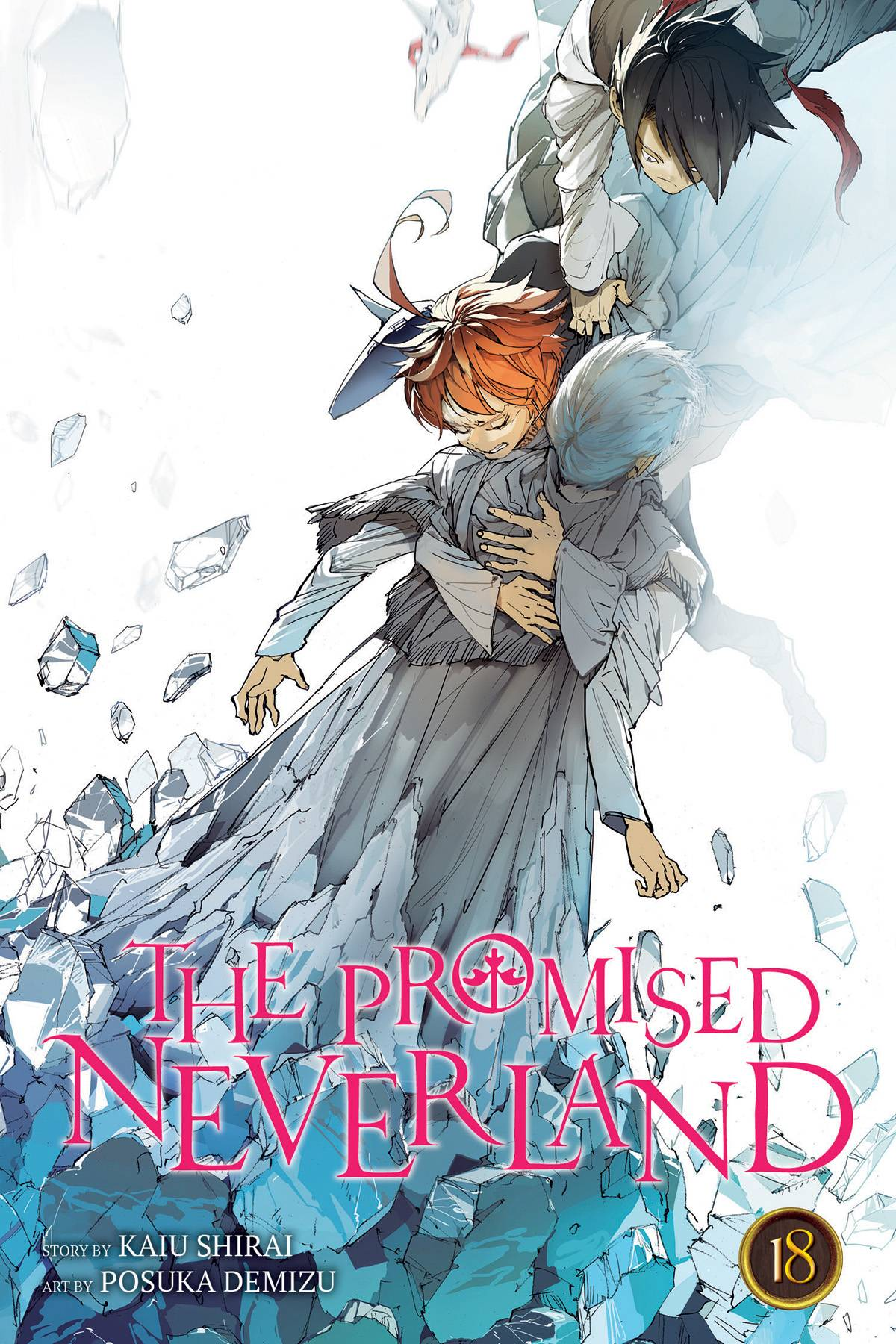 PROMISED NEVERLAND GN 18