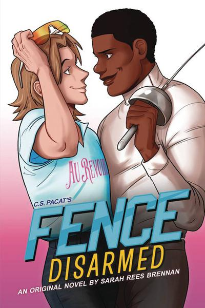 FENCE SC NOVEL DISARMED