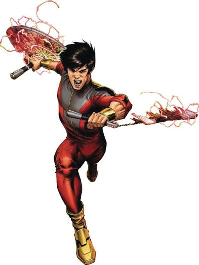 SHANG-CHI TIE-IN PICTURE BOOK