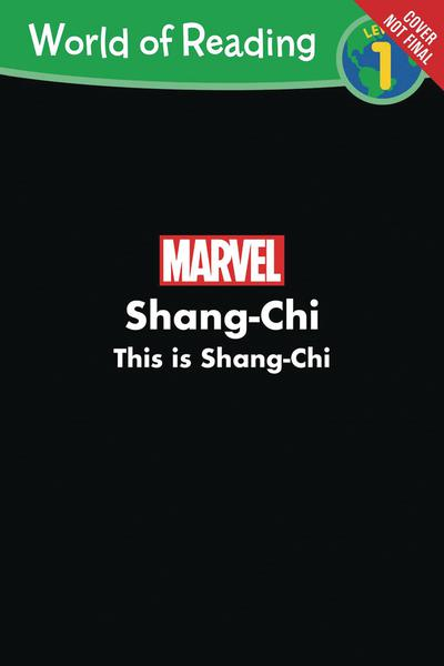 WORLD OF READING THIS IS SHANG CHI SC