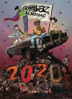 GORILLAZ ALAMANAC HC