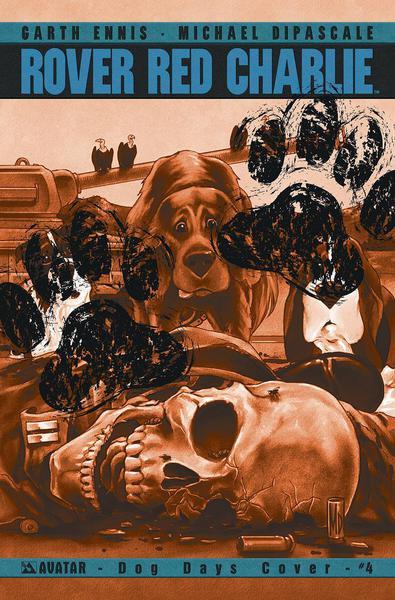 RED ROVER CHARLIE DOG DAYS VAR